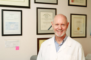 Dr. Munz has extensive knowledge and education to give you the best results.